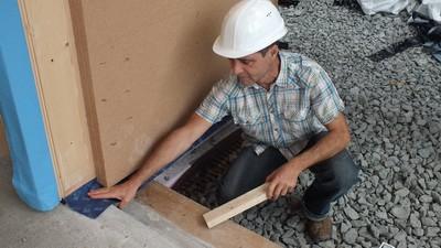 Baucontrolling Baubetreuer Kosten Baukontrolle Installationen vor Einbau Estrich