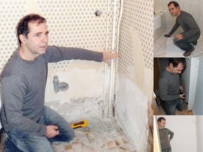 Baucontrolling Baubetreuer Kosten Baubegleitung Fliesenabdichtungen, Maler, Beläge, Baukontrolle