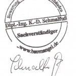 Baugutachter-Bausachverständiger-Baubegleiter-Zertifikat