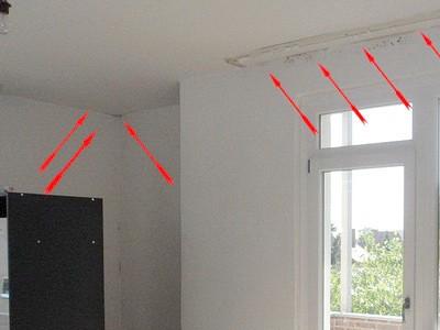 schimmel im dachgeschoss: schaedlich