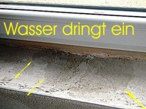 Baubegleiter Augsburg Baubegleitung Abdichtung der Türen, Fenster begleitenden Gutachterbetreuung, gutachterliche Betreuung