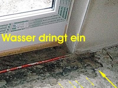 Balkon Schimmel Schimmelpilz Franzosische Fenster Laufen An
