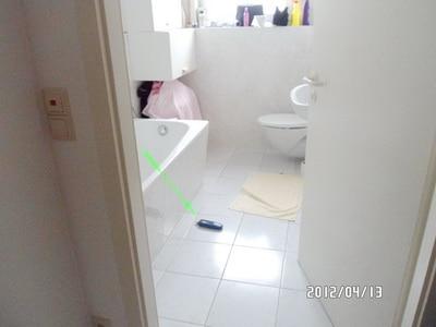 Schimmel, Schimmelpilze, muffiger Geruch, Feuchtemessung Wand Fußboden
