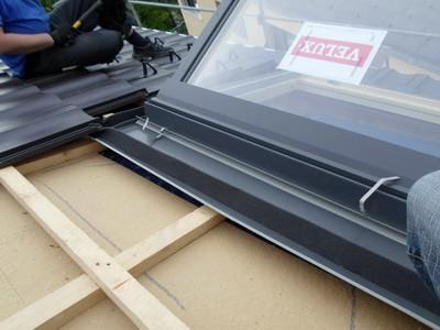 LINDAU Bausachverständiger Kontrolle Dachdämmung, in Dachwohnung auf Lücken in Wärmedämmung