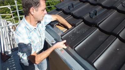 Prüfung Dachdeckung und Unterdach