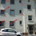 Fassade dämmen