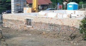 Rohbauabnahme des Kellers Baukontrolle