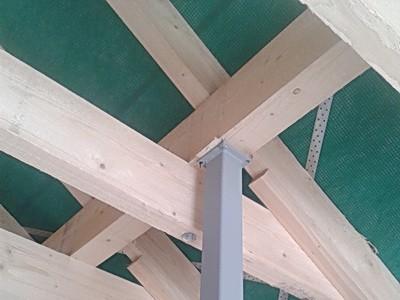 Baubegleiter Augsburg Dachstuhl Kontrolle bei Baubegleitung begleitenden Gutachterbetreuung, gutachterliche Betreuung