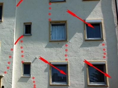 Gut gemocht Fassade dämmen - Kosten - Baugutachten 0172 935 2727 AX06