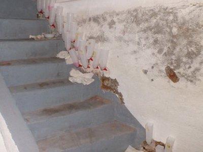 Keller nachträglich von innen abdichten Schwerkraftinjektion, Kellerabdichtung von innen, Kosten, nasser feuchter Keller prüfen