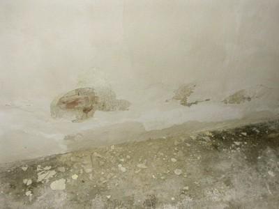 Feuchtigkeitseinfall von der Außenseite, Keller abdichten