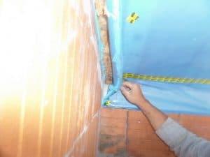 Dampfsperrfolie & Dachdämmung mangelhaft, Baubegleiter, Baubegleitung