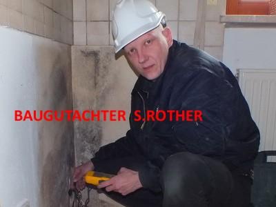 Baugutachter S. Rother Bausachverständiger