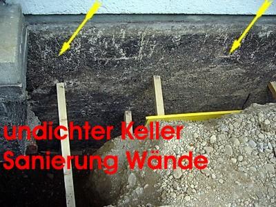 Turbo Keller abdichten - Kosten - Baugutachten 0172 935 2727 DH04