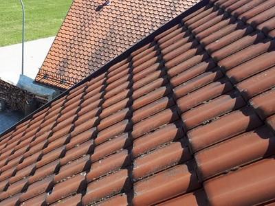 Wie hält das Dach? Dachqualität ausreichend