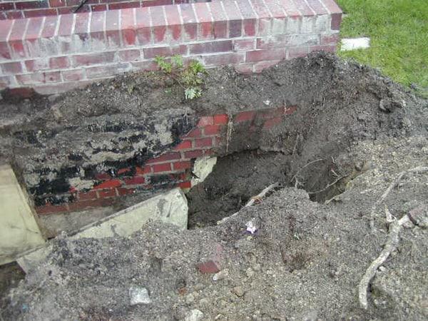 Keller Abdichtung nachträglich, nasser feuchter Keller prüfen
