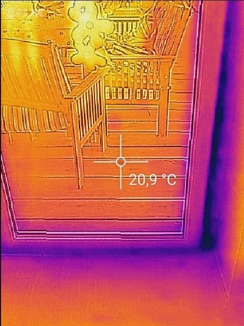 Hauskaufberatung Wärmebilder Thermografie Infrarot Bayern